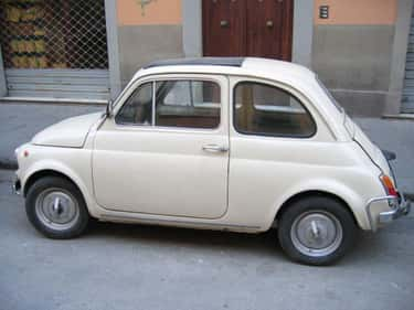 Fiat 500 is listed (or ranked) 1 on the list Full List of Fiat Models