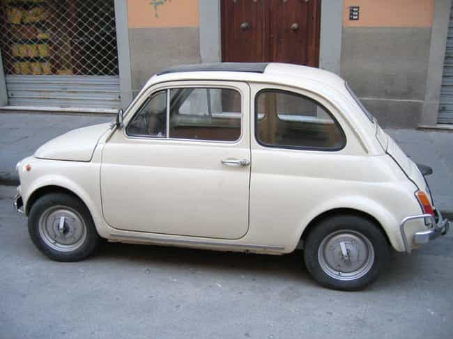 All Fiat Models List Of Fiat Cars Vehicles - List of old cars