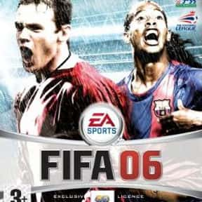 FIFA 06 is listed (or ranked) 11 on the list The Best PlayStation 2 Soccer Games