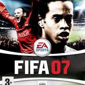 FIFA 07 is listed (or ranked) 12 on the list The Best PlayStation 2 Soccer Games