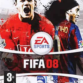 FIFA 08 is listed (or ranked) 14 on the list The Best PlayStation 2 Soccer Games