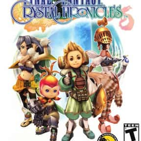 Final Fantasy Crystal Chronicl is listed (or ranked) 11 on the list The Best GameCube RPGs of All Time, Ranked by Fans