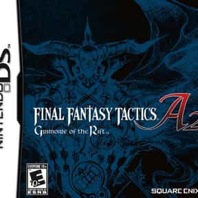 Final Fantasy Tactics A2: Grim is listed (or ranked) 3 on the list List of All Strategy Video Games