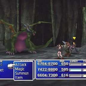 Final Fantasy VII is listed (or ranked) 17 on the list The Most Addictive Video Games of All Time