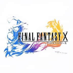 Final Fantasy X is listed (or ranked) 24 on the list The Best Fantasy Games Of All Time