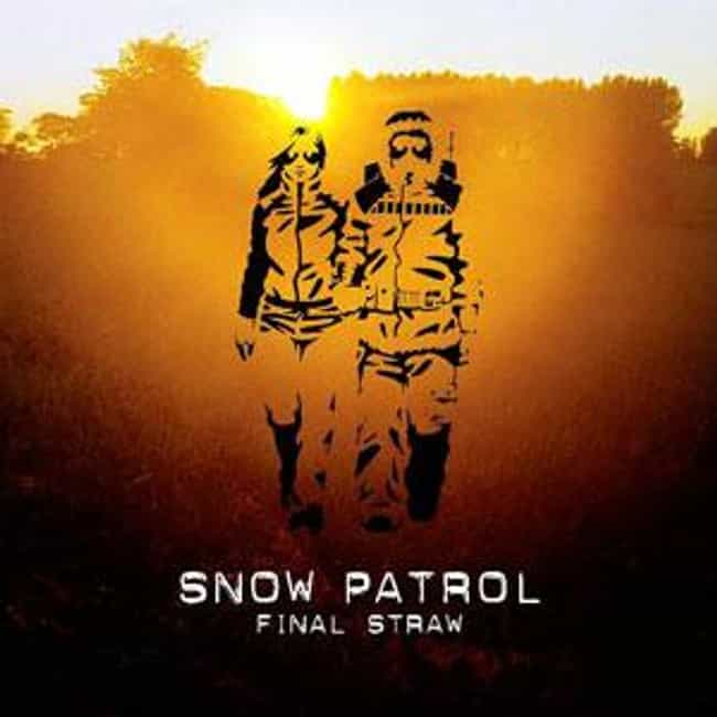 Final Straw is listed (or ranked) 2 on the list The Best Snow Patrol Albums of All Time