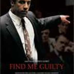 Find Me Guilty is listed (or ranked) 17 on the list The Most Hilarious Mob Comedy Movies