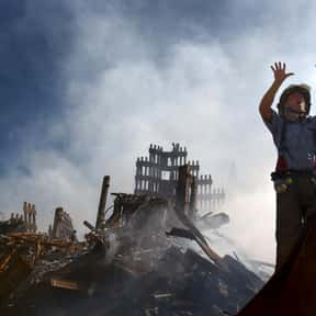 Firefighter is listed (or ranked) 22 on the list The Most Dangerous Jobs in America