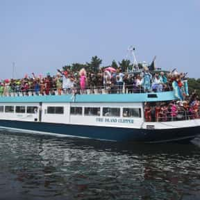 Fire Island Pines is listed (or ranked) 15 on the list The Most Gay-Friendly Cities in America