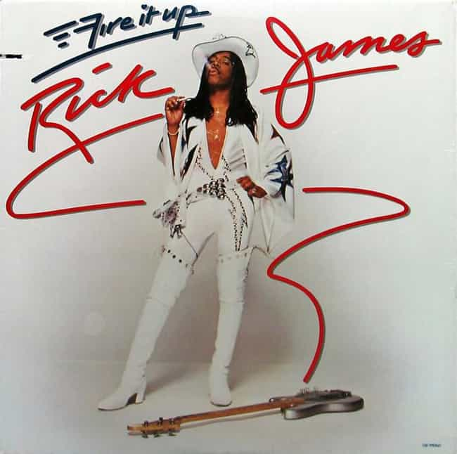 Fire It Up is listed (or ranked) 4 on the list The Best Rick James Albums of All Time