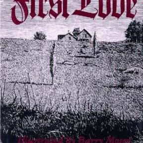First Love: A Gothic Tale is listed (or ranked) 23 on the list The Best Joyce Carol Oates Books
