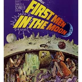 First Men in the Moon is listed (or ranked) 10 on the list The Best Sci-Fi Movies of the 1960s