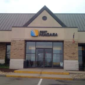 First Niagara Bank is listed (or ranked) 11 on the list Companies Founded in 1870