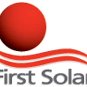 First Solar is listed (or ranked) 24 on the list Companies Headquartered in Arizona