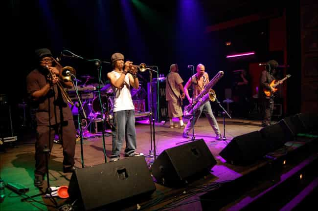 Fishbone is listed (or ranked) 3 on the list The Best Punk Funk Bands