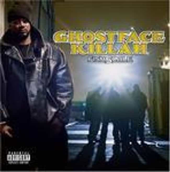 Fishscale is listed (or ranked) 3 on the list The Best Ghostface Killah Albums of All Time