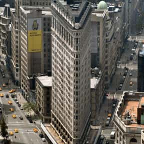Flatiron Building is listed (or ranked) 15 on the list The Top Must-See Attractions in New York