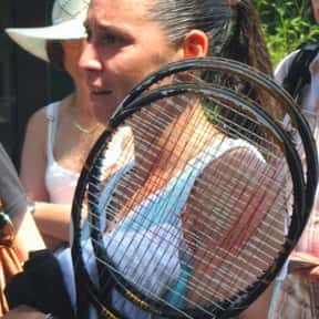 Flavia Pennetta is listed (or ranked) 25 on the list The Best Women's Tennis Serves of All Time