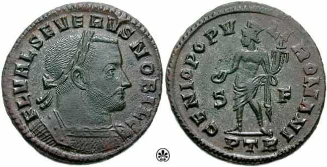 Flavius Valerius Severus... is listed (or ranked) 4 on the list Famous People Who Died of Forced Suicide