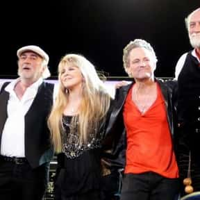 Fleetwood Mac is listed (or ranked) 8 on the list The Best Rock Bands of All Time