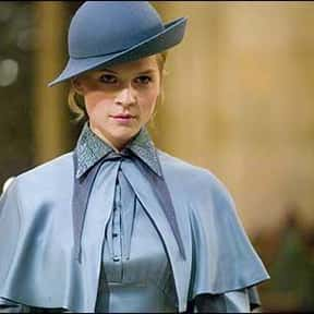 Fleur Delacour is listed (or ranked) 21 on the list List of Harry Potter And The Goblet Of Fire Characters