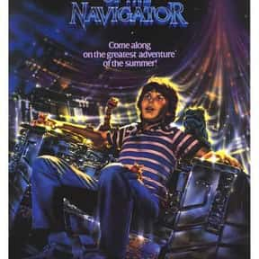 Flight of the Navigator is listed (or ranked) 23 on the list The Best Sci-Fi Movies for 12 Year Old Kids