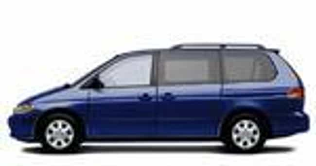 2003 Honda Odyssey is listed (or ranked) 3 on the list The Best Honda Odysseys of All Time