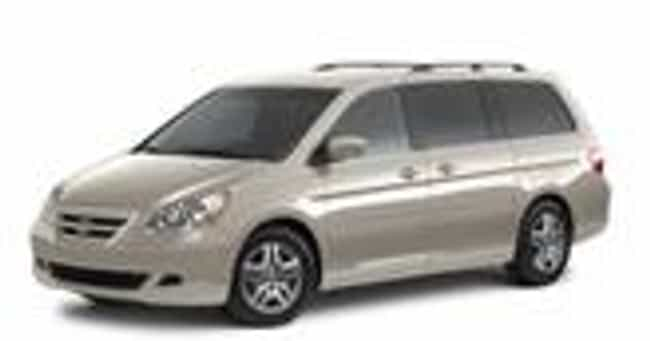 2005 Honda Odyssey is listed (or ranked) 1 on the list The Best Honda Odysseys of All Time