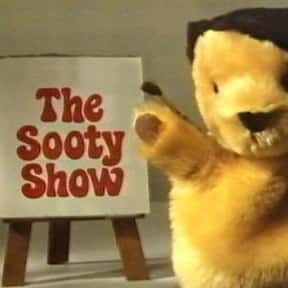 The Sooty Show is listed (or ranked) 7 on the list The Best Puppet TV Shows