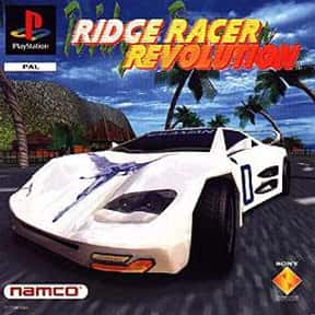 Ridge Racer Revolution is listed (or ranked) 16 on the list The Best PlayStation Racing Games