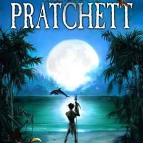 Nation is listed (or ranked) 8 on the list The Best Terry Pratchett Books