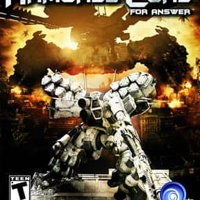 Armored Core: For Answer is listed (or ranked) 1 on the list The Best Armored Core Games