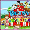Betsy's Kindergarten Adventure... is listed (or ranked) 31 on the list The Best Educational Television TV Shows