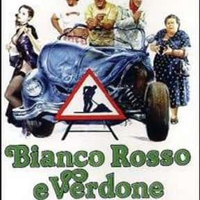 Bianco, rosso e Verdone is listed (or ranked) 21 on the list Films Scored By Ennio Morricone