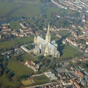 Salisbury Cathedral School is listed (or ranked) 23 on the list The 100+ Oldest Schools in the World