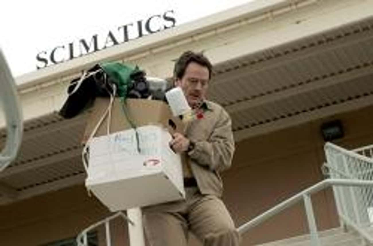Pilot is listed (or ranked) 4 on the list The Best Episodes From Breaking Bad Season 1