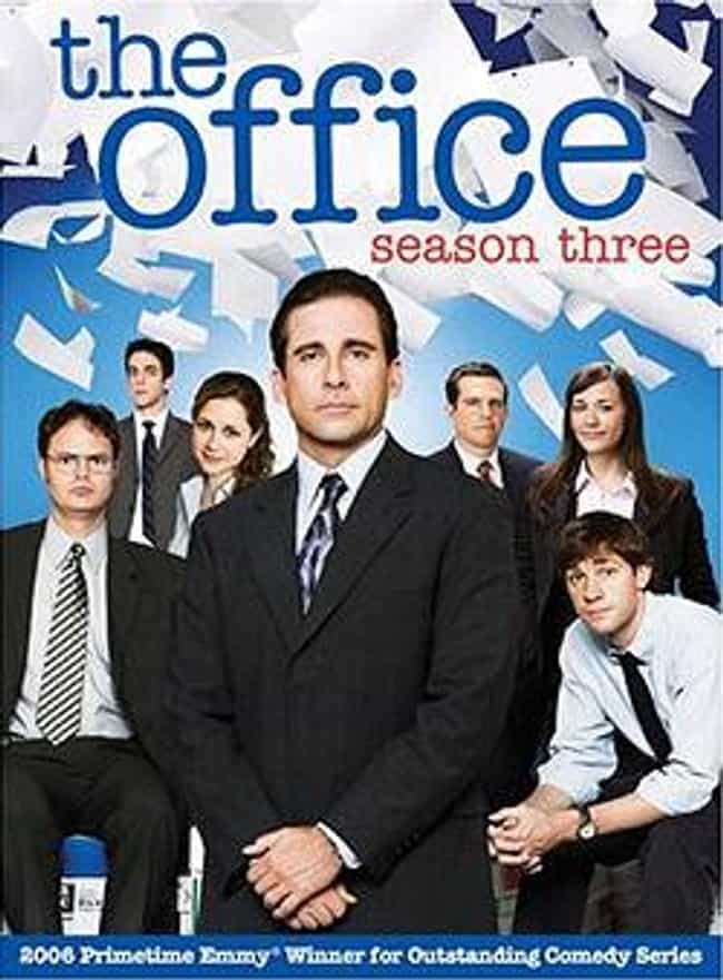 The Office (US TV series) seas... is listed (or ranked) 4 on the list The Best Seasons of The Office