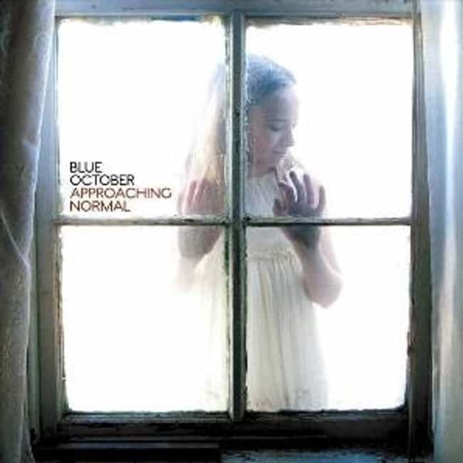 Approaching Normal is listed (or ranked) 4 on the list The Best Blue October Albums of All Time