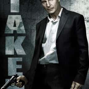 Taken is listed (or ranked) 7 on the list The Best Movies of 2008