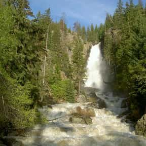 Fish Creek Falls is listed (or ranked) 23 on the list List of Waterfalls in the US