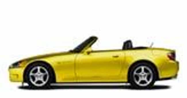 2002 Honda S2000 is listed (or ranked) 4 on the list List of Popular Honda Convertibles