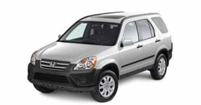 2006 Honda CR-V is listed (or ranked) 2 on the list The Best Honda CR-Vs of All Time