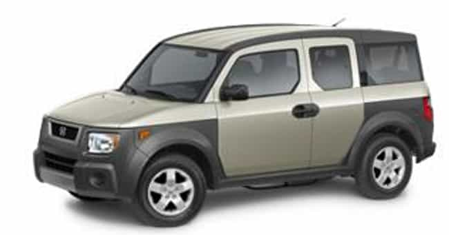 2005 Honda Element SUV 2... is listed (or ranked) 8 on the list The Best Honda Elements of All Time