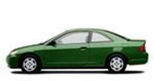 2001 Honda Civic Sedan is listed (or ranked) 4 on the list List of 2001 Hondas