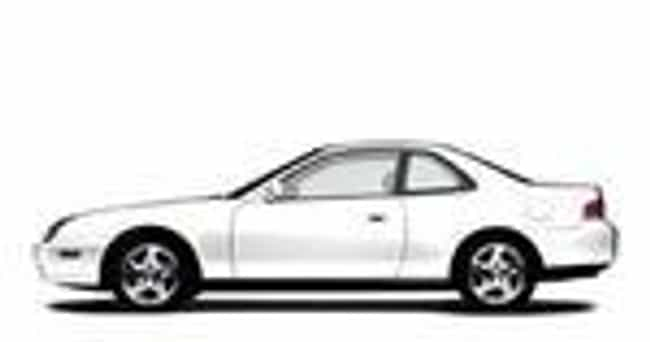 2000 Honda Prelude is listed (or ranked) 4 on the list The Best Honda Preludes of All Time