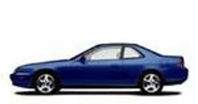 2001 Honda Prelude is listed (or ranked) 2 on the list The Best Honda Preludes of All Time