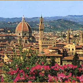 Florence is listed (or ranked) 16 on the list Best Couples Vacation Destinations & Anniversary Trips