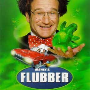 Flubber is listed (or ranked) 10 on the list The Best '90s Family Movies
