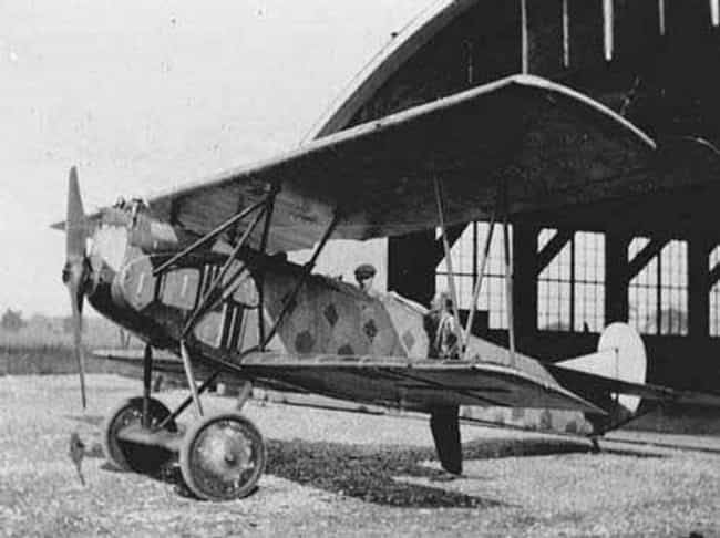 Fokker D.VII is listed (or ranked) 1 on the list The Best World War 1 Airplanes