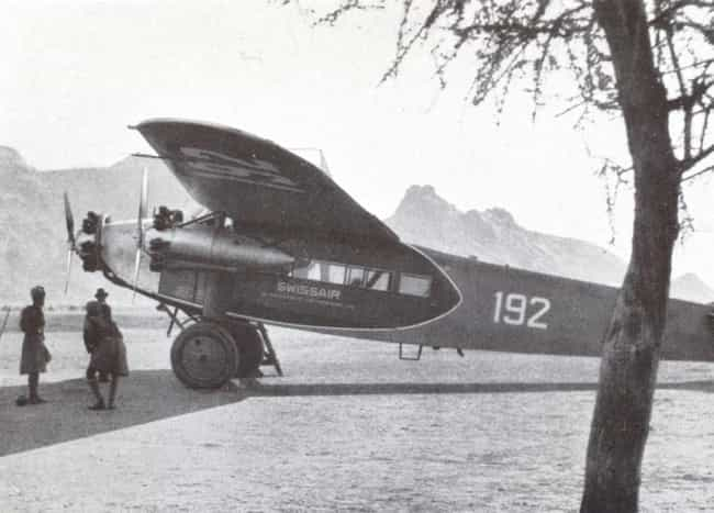 Fokker F.VII is listed (or ranked) 5 on the list Planes Used By KLM Royal Dutch Airlines